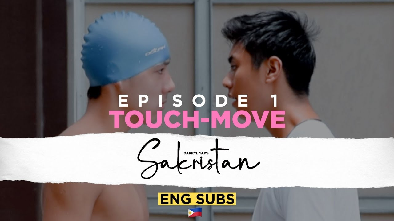 Episode #1 Touch-Move of the Sakristan (Altar Boy) series